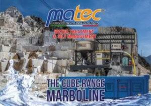 Marboline The cube range