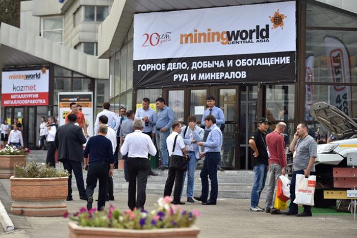 Mining world 2014