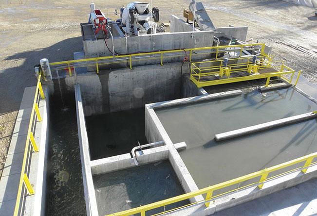 Concrete automation technology