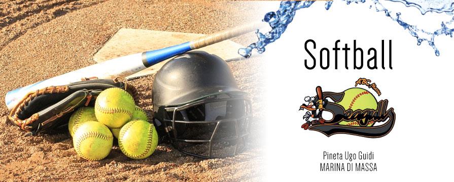 Softball, SEAGULLS ABC MASSA vs WHITE TIGER