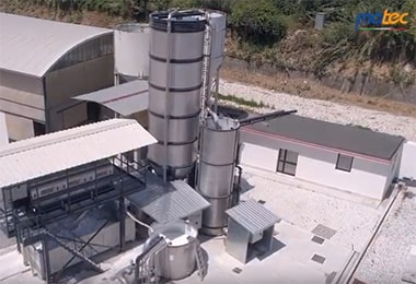GRAZIANI - Complete plant in the marble & stone sector
