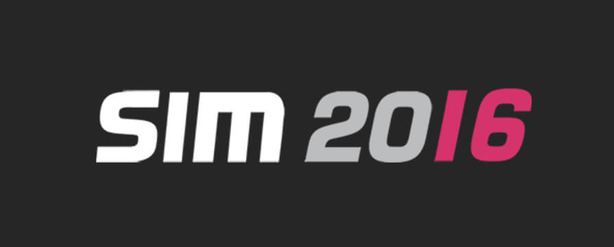 SIM Grenoble 2016